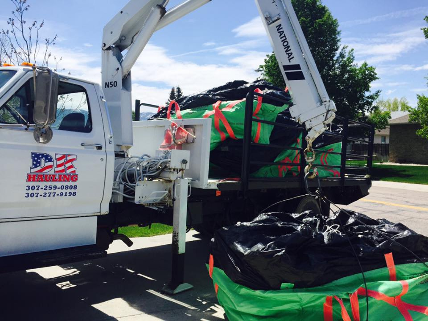 We'll handle all of your waste management needs