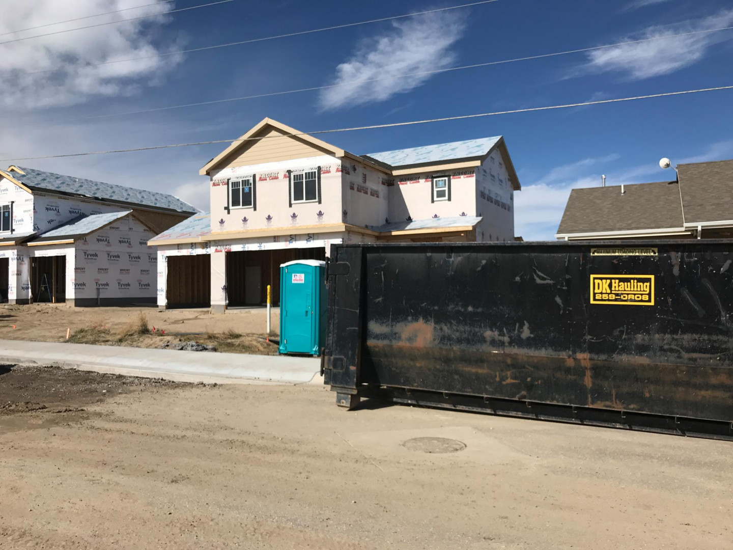 4 projects that you may need a dumpster for