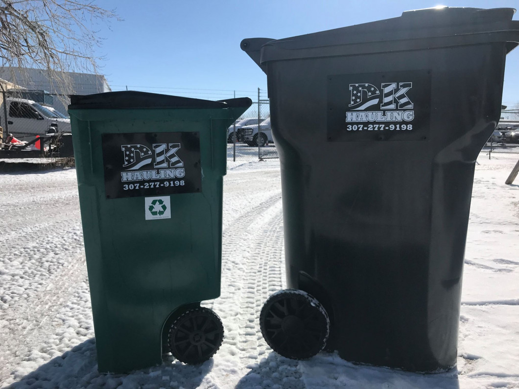 3 reasons to trust us to pick up your waste